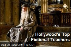 Hollywood's Top Fictional Teachers