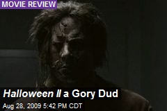 Halloween II a Gory Dud