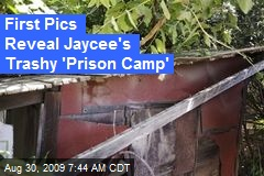 First Pics Reveal Jaycee S Trashy Prison Camp