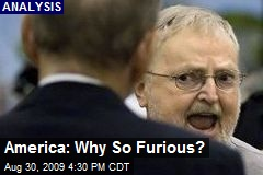 America: Why So Furious?