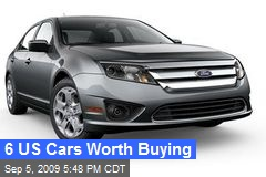 6 US Cars Worth Buying