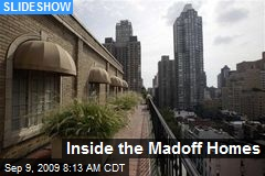 Inside the Madoff Homes