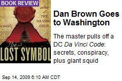 Dan Brown Goes to Washington