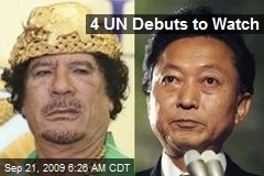 4 UN Debuts to Watch