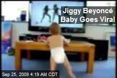 Jiggy Beyoncé Baby Goes Viral