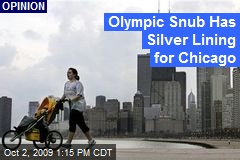 Olympic Snub Has Silver Lining for Chicago