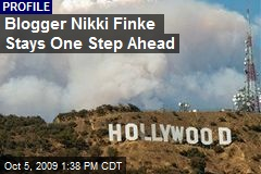 Blogger Nikki Finke Stays One Step Ahead
