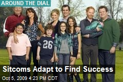Sitcoms Adapt to Find Success