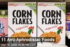 11 Anti-Aphrodisiac Foods