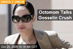 Octomom Talks Gosselin Crush
