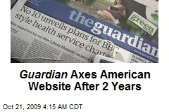 Guardian Axes American Website After 2 Years