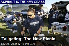 Tailgating: The New Picnic