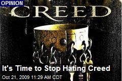 It's Time to Stop Hating Creed