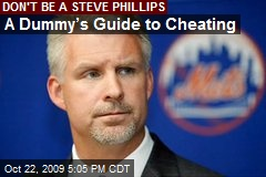 A Dummy's Guide to Cheating
