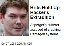 Brits Hold Up Hacker's Extradition