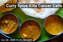 Curry Spice Kills Cancer Cells