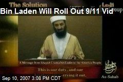Bin Laden Will Roll Out 9/11 Vid