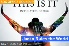 Jacko Rules the World
