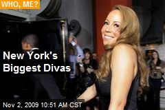 New York's Biggest Divas