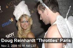 Doug Reinhardt 'Throttles' Paris