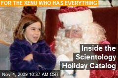 Inside the Scientology Holiday Catalog