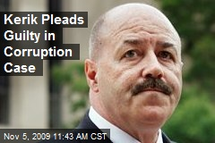 Kerik Pleads Guilty in Corruption Case