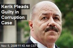 Kerik Pleads Guilty in Corruption Case