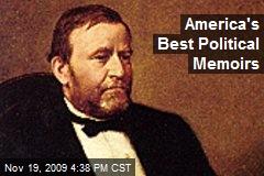 America's Best Political Memoirs