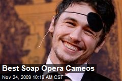 Best Soap Opera Cameos