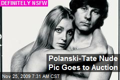 Polanski-Tate Nude Pic Goes to Auction