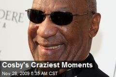 Cosby's Craziest Moments