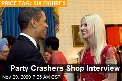 Party Crashers Shop Interview