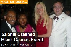 Salahis Crashed Black Caucus Event