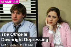 The Office Is Downright Depressing