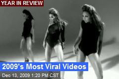 2009's Most Viral Videos