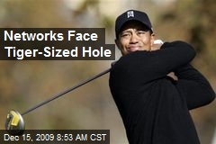 Networks Face Tiger-Sized Hole