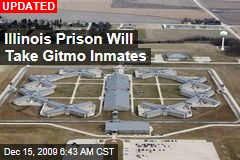 Illinois Prison Will Take Gitmo Inmates