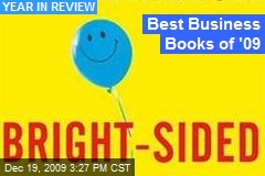 Best Business Books of '09