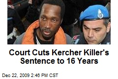 Court Cuts Kercher Killer's Sentence to 16 Years