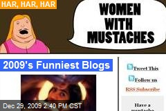 2009's Funniest Blogs