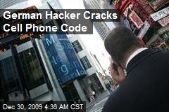 German Hacker Cracks Cell Phone Code