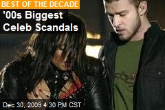 '00s Biggest Celeb Scandals