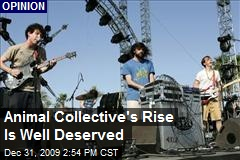 Animal Collective's Rise Is Well Deserved