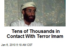 Tens of Thousands in Contact With Terror Imam