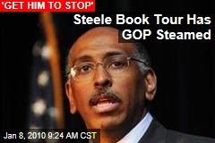 Steele Book Tour Has GOP Steamed