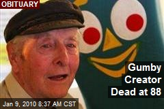 Gumby Creator Dead at 88