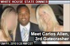 Meet Carlos Allen, 3rd Gatecrasher