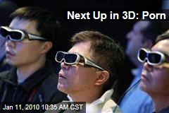 Next Up in 3D: Porn