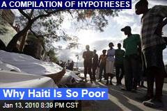 Why Haiti Is So Poor