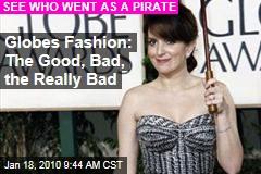 Globes Fashion: The Good, Bad, the Really Bad